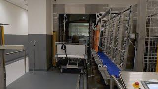 Nieuwe Beddencentrale met hypermoderne wasstraat in Catharina Ziekenhuis Eindhoven