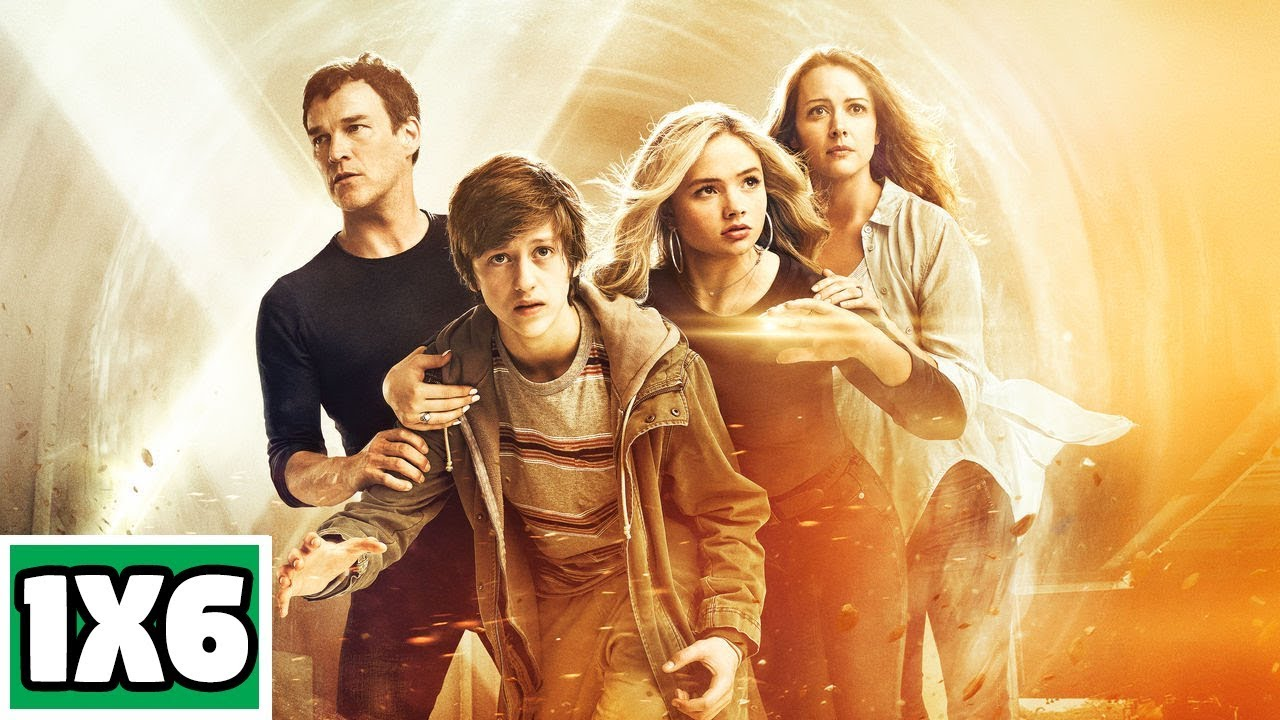 """Download The Gifted 1x6 - """"got your siX"""" - Review"""