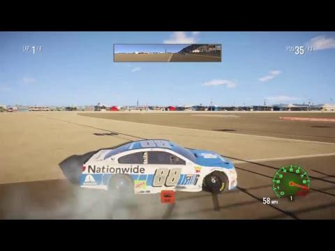 Nascar heat 2 blow over challenge