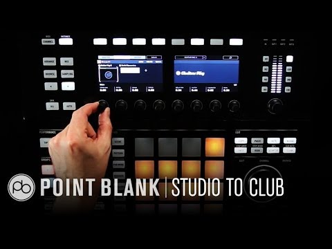 NI Maschine 2.0: From the Studio to the Club