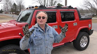 Here's Why This Hummer Has Over 300,000 Miles and is Still Worth Over $30,000