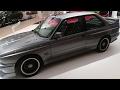 BMW M3 Roberto Ravaglia Limited Edition E30