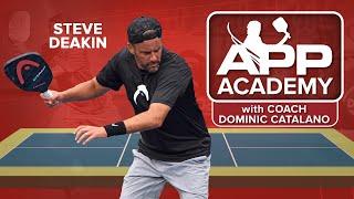 APP Academy EP03 Steve Deakin