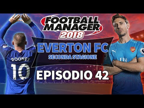 EVERTON FC - Episodio 42 | ADDIO WAYNE ROONEY! | Football Ma