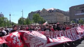 FC Bayern München vs Rattenball Leipzig~Supportvergleich!