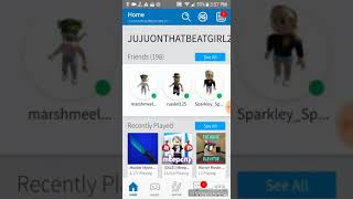 How to put on t-shirts on phone/tablet (roblox)