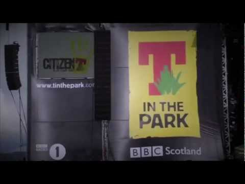 T IN THE PARK 2012