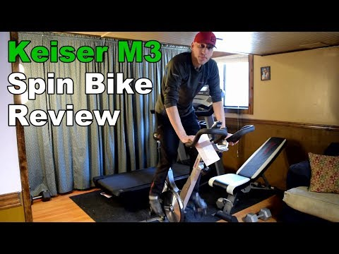 Keiser M3 Spin Bike Review [Great Indoor Stationary Bicycle]