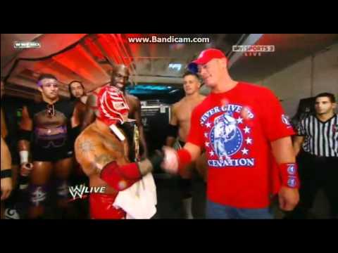 New WWE Champion Rey Mysterio