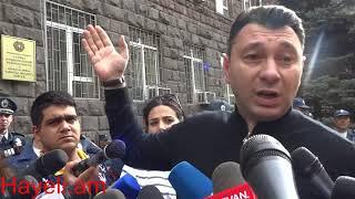 Հրայր Թովմասյանին ավելի վատ բան կարող են անել. Շարմազանով