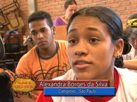 I Festival de Circo Social da Nossa América - 2010