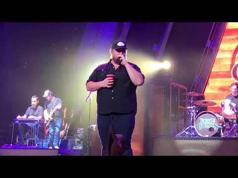 Luke Combs She Got The Best Of Me High Noon Neon Tour