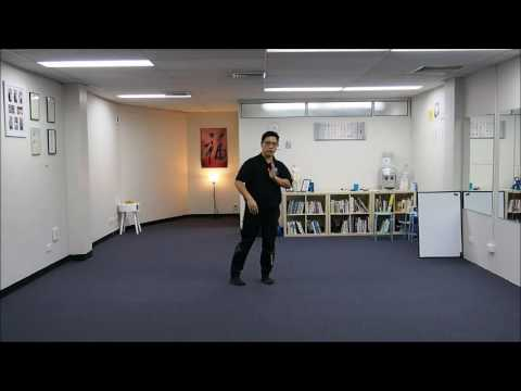 Wu Style Tai Chi Chuan 108 Movements Standard Form 26 Play Arms