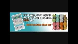 drug test kit introduction