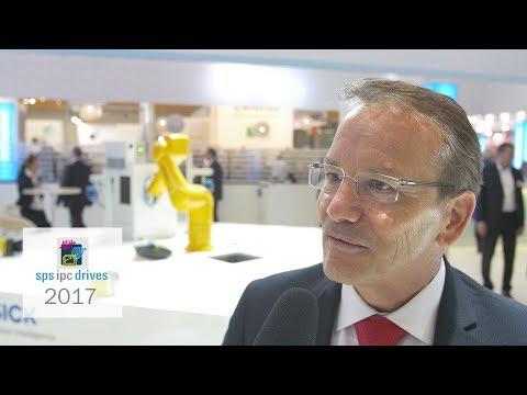 sps ipc drives 2017: Intelligente Sicherheitslösungen für die Smart Factory   SICK AG