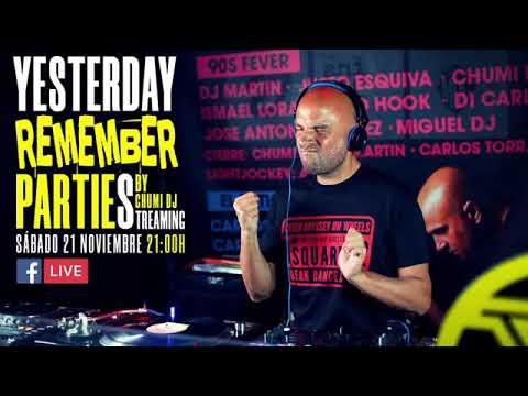 CHUMI DJ facebook LIVE noviembre 2020 vol. 2 ?⚡️?