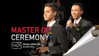 GONTOR - Master Of Ceremony - Drama Arena 589 2014