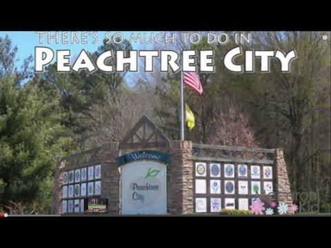 Free Family Fun in Peachtree City, GA