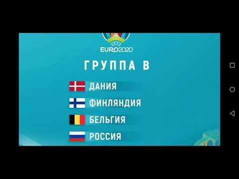 Жеребьёвка Евро 2020 наша группа обсудим шансы.