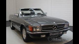 Mercedes-Benz 280SL 1982 -VIDEO- www.ERclassics.com