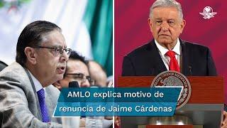 El titular del Ejecutivo señaló que afortunadamente hay quienes quieren la transformación del país y puso como ejemplo a quien será la nueva directora de la Lotería Nacional, Margarita González Saravia