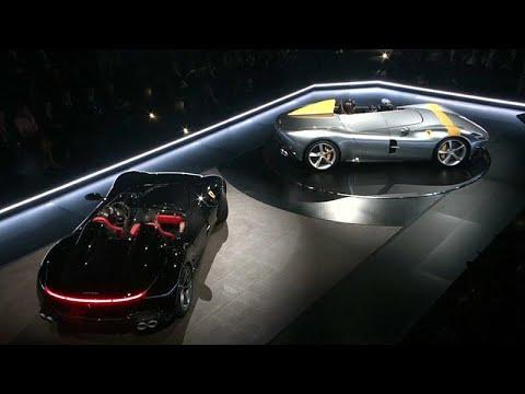 شاهد آخر سيارات فيراري وخطة لطرح 15 طرازا جديدا  - نشر قبل 3 ساعة