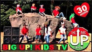 NEW! [KIDS SONGS!] 👍 BIG UP! BIG FUN 😆 Sing-Along 🎶 Children's Music & MORE!!