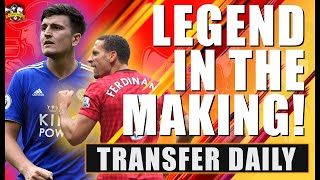 Harry Maguire demands Manchester United move! Maguire Update! Transfer Daily