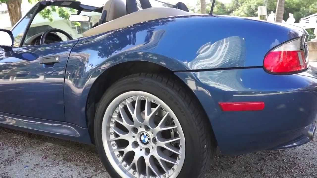 For Sale 2000 Bmw Z3 2 8i 71k Miles In Mint Condition
