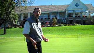 Developing touch with your putter.wmv