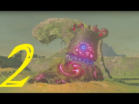 "The Power of Runes | Zelda: Breath of the Wild 100% Walkthrough ""2/127"" (No Commentary)"