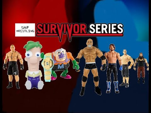 SMF WRESTLING SURVIVOR SERIES 2017