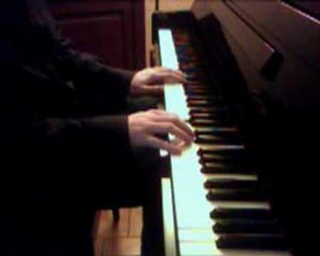 Nightwish - Last of the Wilds - Piano