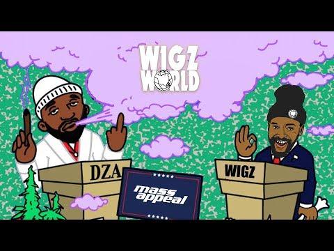 420 WITH SMOKE DZA | WIGZ WORLD | MASS APPEAL