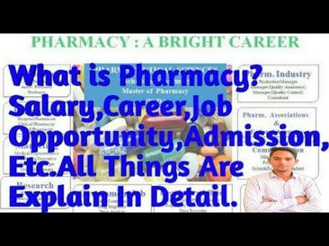 B.Pharmacy क्या Better है Career के लिये Clg,Salary,Job|| जानिये Detail मे & Many Thing About IT||
