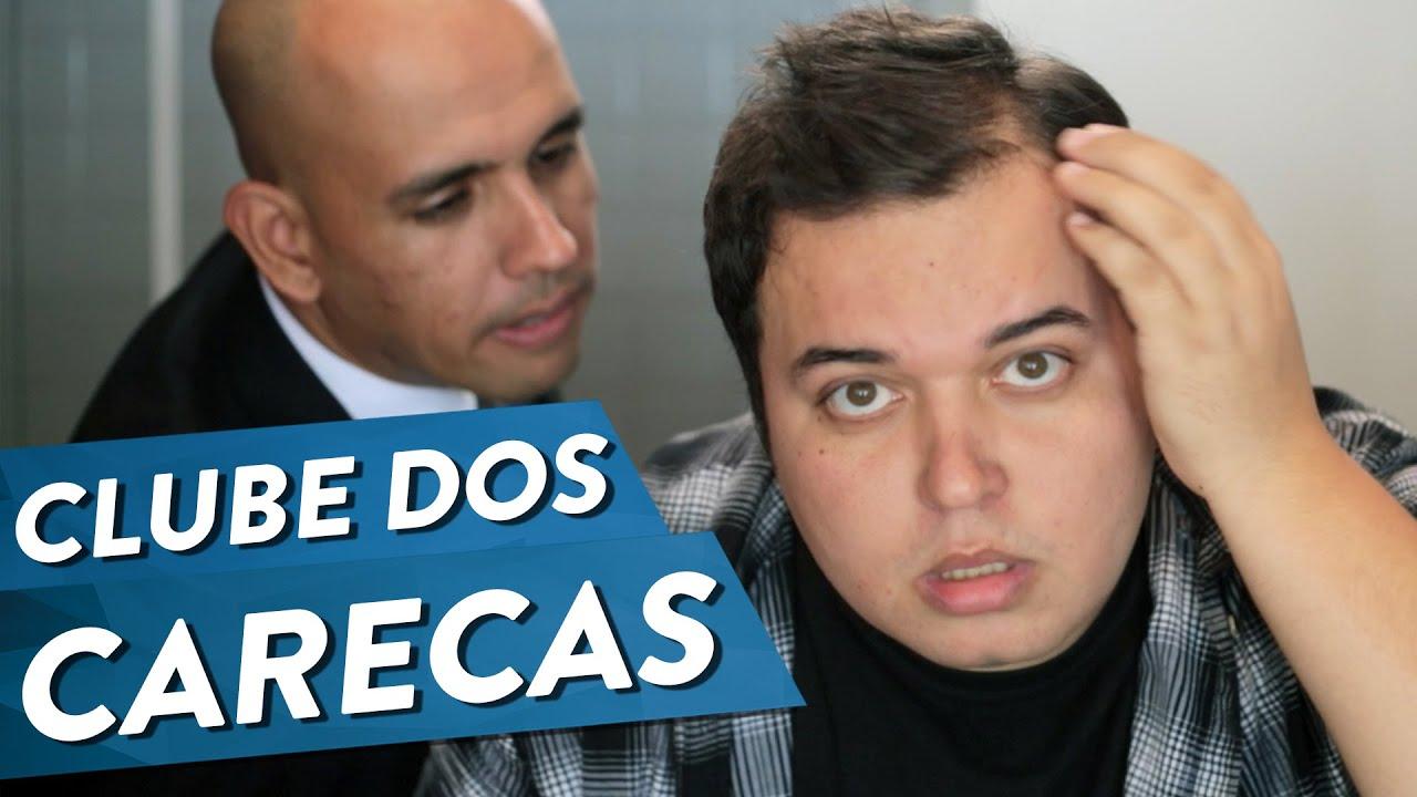 Parafernalha - Clube dos Carecas