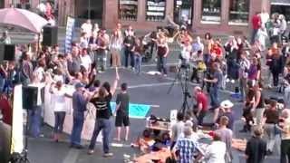 Wollt ihr uns verarschen - Tag der Wahrheit Mainz - Paragraph 117 C-Rebell-um