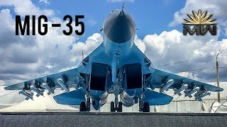 MiG-35 ⚔️ New Russian Multirole Fighter