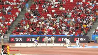 Long Jump Women  - 2015 SEA Games