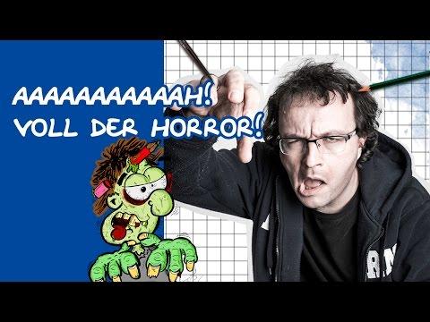 Comics zeichnen mit Tobi Wagner – MUMIEN, ZOMBIES und VAMPIRE