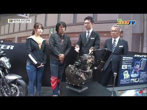『週刊バイクTV』#814「第46回東京モーターショー2019②」【チバテレ公式】