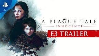 A Plague Tale: Innocence – E3 2018 Trailer | PS4
