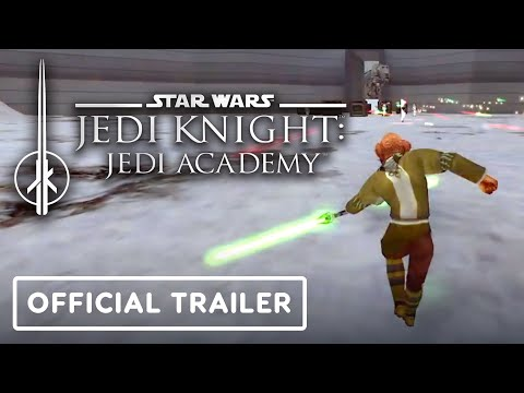 Star Wars Jedi Knight: Jedi Academy - Official Nintendo Switch Trailer