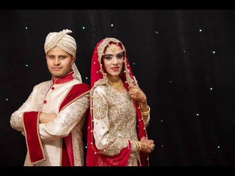Wedding Trailer of Eram & Muneem