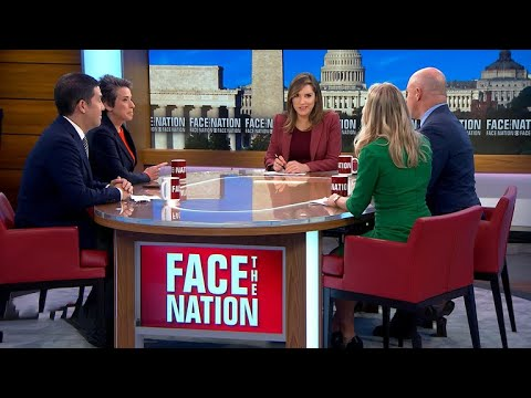 Face The Nation -  Rachel Bade, Amy Walter,  Mark Leibovich
