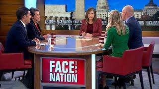 Face The Nation -  Rachel Bade, Amy Walter,  Mark Leibovich