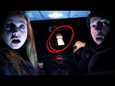 My Date Saw a GHOST | REAL GHOST Sighting + Paranormal Investigation