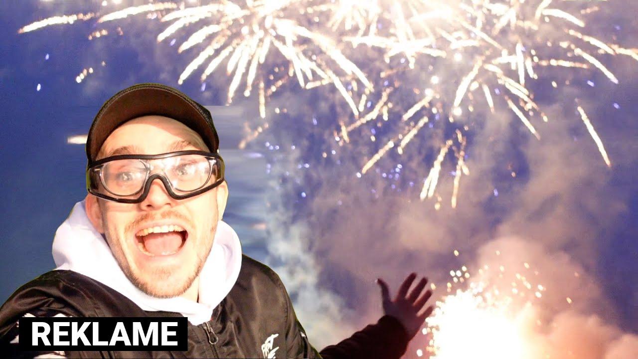 Vi skyder over 25.000,- FYRVÆRKERI! - Guldborg VS BF Lifestyle - NYTÅRS BATTLE: Royal Fireworks