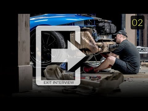 My Sapphire Blue GT3 Exit Interview:  Episode 2