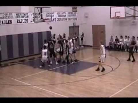 Front Range Christian School Basketball 2007-2008 Highlight Reel #3